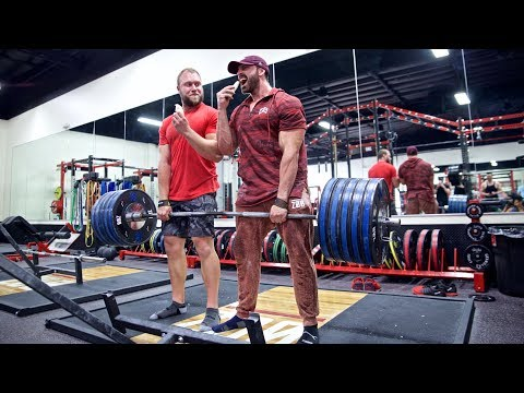 100 TACOS & DEADLIFT CHALLENGE ft. FURIOUS PETE