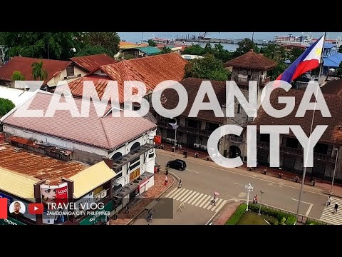 Where to go in Zamboanga City | Asia's Latin City | Part 01