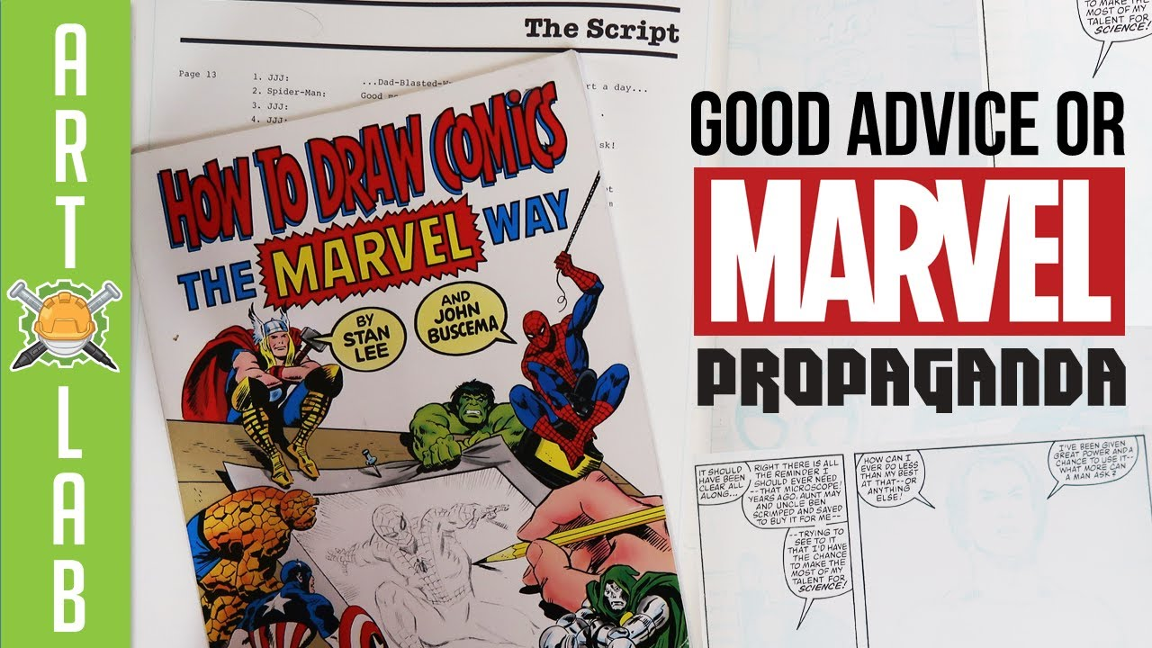 Stan Lee How To Draw Comics Pdf