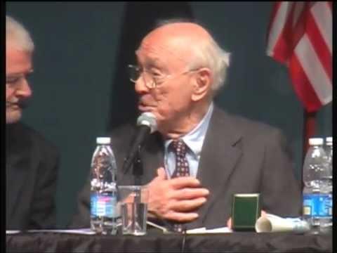 Congreso Psicología Rosario - UNR - Octubre 2010 - 1º Día - Jerome Bruner Parte 3/4