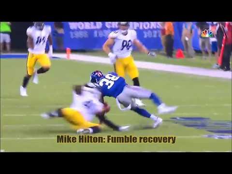 Pittsburgh Steelers || Preseason Week 1 Highlights