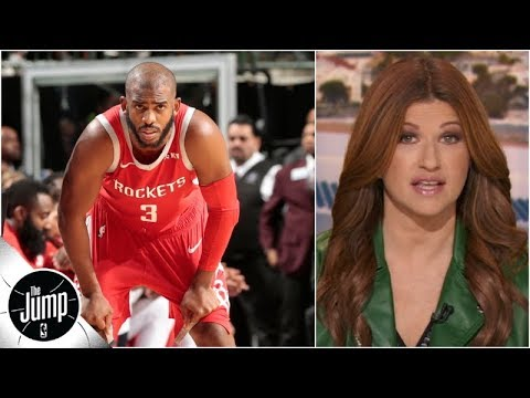 What Chris Paul's injury means for Rockets (hint: they're in trouble) | The Jump
