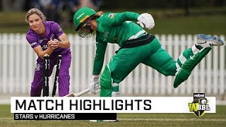 Canes cruise past Stars to make it two from two | Rebel WBBL|05