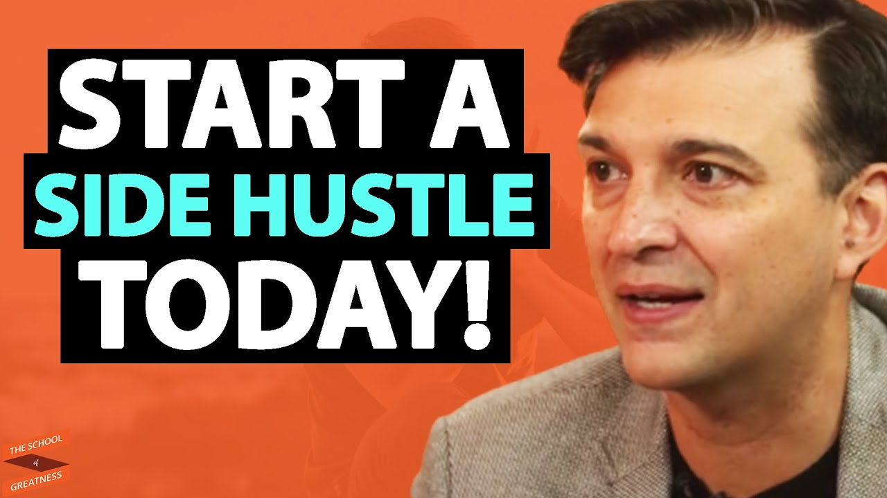 Download How To Start A SIDE HUSTLE & Make Money From It TODAY! | Rory Vaden & Lewis Howes