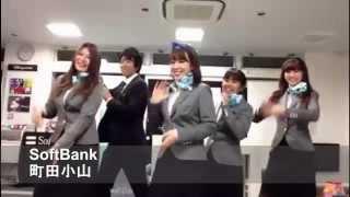 テレックス関西・アロージャパン納会2013で踊りました~。 下手くそです...