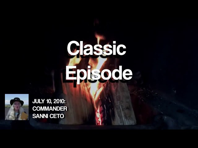 Classic Spooky: Commander Sani Ceto │ July 2010