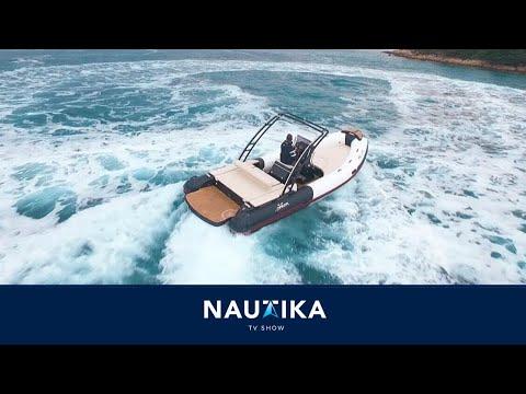 Manta 700R Jet - NAUTIKA TV Show presentation