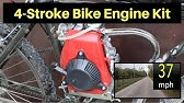 Are 4-Stroke Bike Kits better than 2-Stroke Kits?Let&#39s find out!