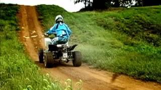 Lone Star Racing, Axcaliber Pro Racing  ATV Axle Test