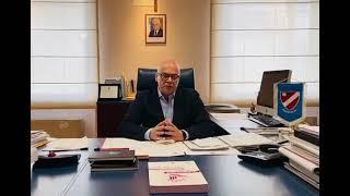 Il Governatore del Molise Donato Toma interviene dopo l'aggressione subita