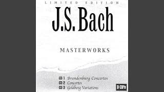 Triple Concerto in A minor, BWV 1044: II. Adagio, ma non tanto e dolce