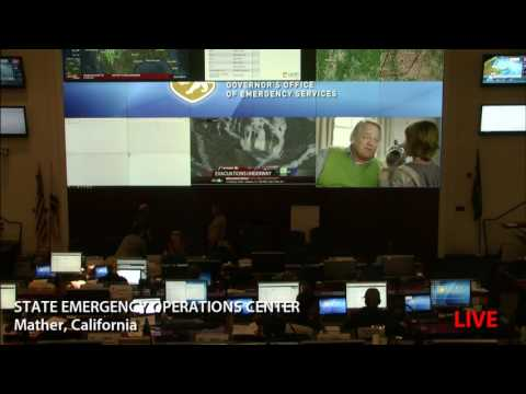 LIVE VIEW: State Emergency Operations Center