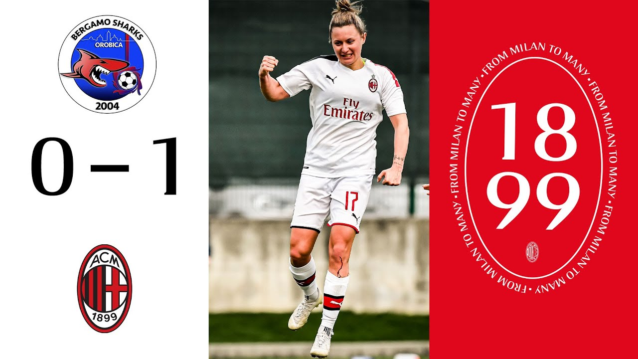 Highlights   Orobica 0-1 AC Milan   Matchday 13 Serie A Women 2019/20