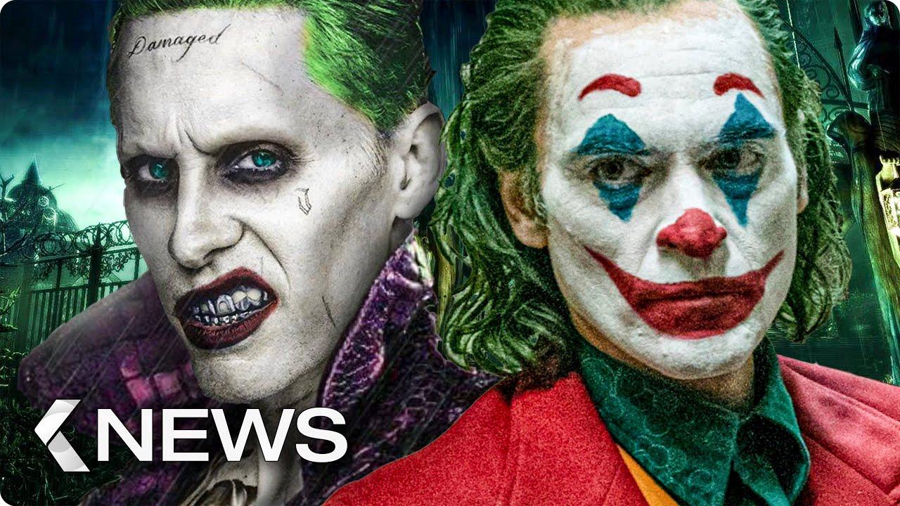 Jared Leto Vs New Joker Scorsese Against Avengers John Wick Ballerina Kinocheck News