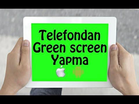 telefondan-green-screen-nasıl-yapılır?-[how-to-phone-the-green-screen]