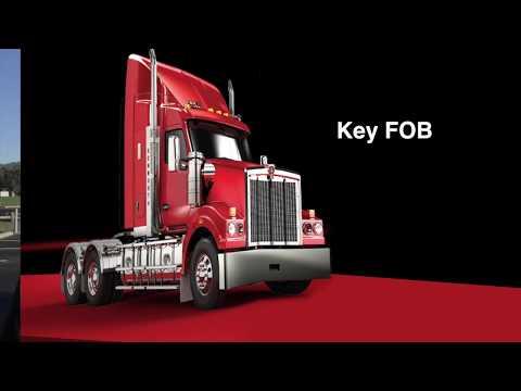 002 T610 Driver Training key FOB
