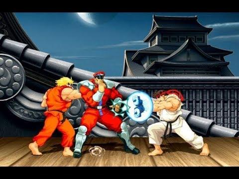 Eski Sega Oyunları (Punisher-final fight-street fighter) Nostalji yayını ( Crazy Man )