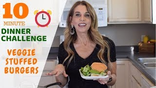 Quick and healthy dinner idea in 10 minutes