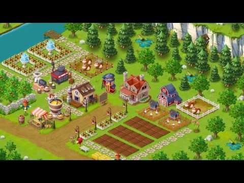 Игра Happy Farm для Android