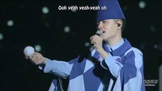 EXO (엑소) - Girl x Friend LIVE Lyrics [HAN/ROM/ENG]