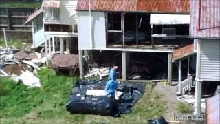 Asbestos removal Brisbane style