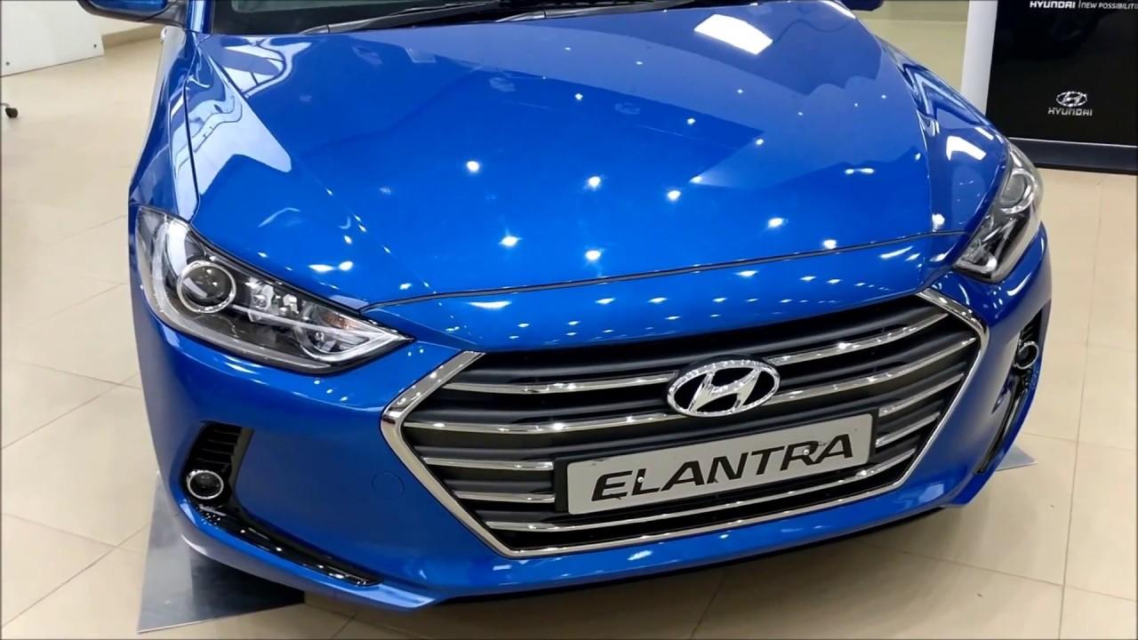 Hyundai Elantra Allnewhyundaielantra