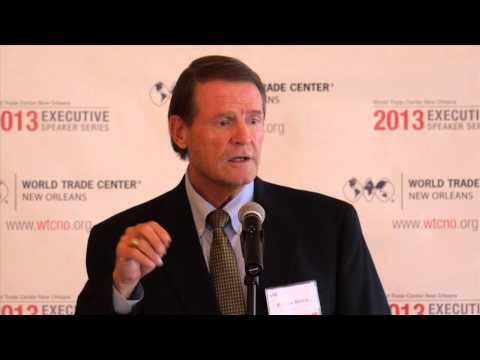 2013 Executive Speaker Series ft. Mike Morris, American Electric Power