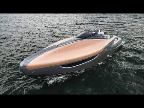 8 Amazing Futuristic Boats You Don't Know