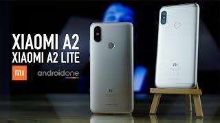 Обзор Xiaomi Mi A2 и Mi A2 Lite. Чистый Android One