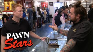 Pawn Stars: Chumlee Irons Out a Good Deal (Season 13) | Histor…