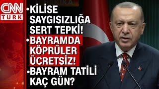 Kurban Bayramı tatili kaç gün olacak? Cumhurbaşkanı Erdoğan tek tek açıkladı! İşte tüm detaylar...
