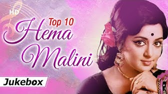 Hits of Hema Malini | Top 10 Songs | Evergreen Bollywood Songs | Superhits