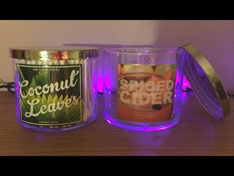 How To Clean A Candle Jar for Reuse - Tutorial - Bath & Body Works