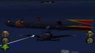Crimson Skies Playthrough (PC) Mission 8 HARDEST mode (The Petrol Plot)