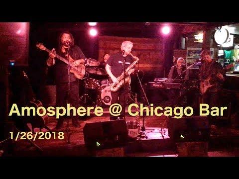 AmoSphere @ Chicago Bar ~ Tucson Music Scene, 2018