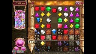 "Bejeweled 3 Plus v1.15 (2019, PC) - Diamond Mine: ""Crystal Tax"" FIXED [1080p60]"
