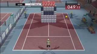 Virtua Tennis 3 - Level 6 Training Game Cleared Achievement