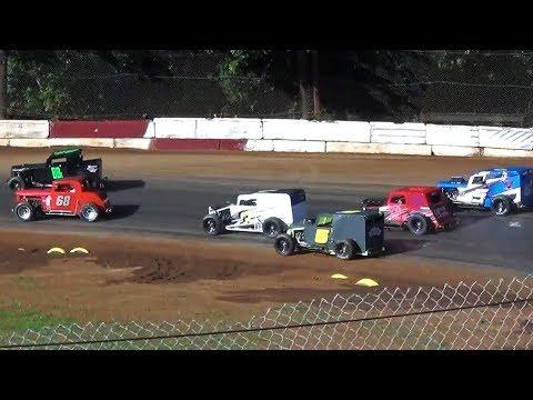 Dwarf Car Heat & Dash Races@ River City Speedway 2019