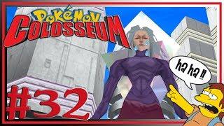 Pokémon Colosseum #32 - Jakira ist ein Loser - [GER]