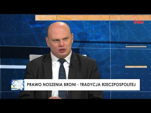Prawo noszenia broni - tradycja Rzeczpospolitej - Jacek Hoga w TV Trwam