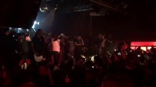 50 Cent-Many Men (Wish Death) (Live @ Highline Ballroom, NYC)