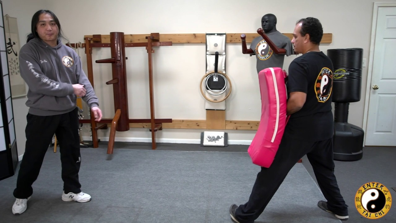 kung fu training online
