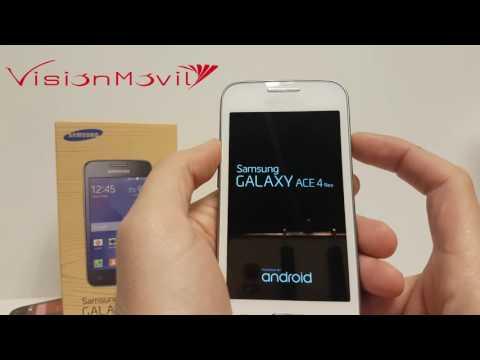 Reseteo de Fabrica o Hard Reset Samsung Galaxy Ace 4 Neo (G318M)