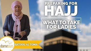 03-What to Take - Ladies {Preparing for Hajj Series}