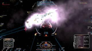 Bomb Run - Microsoft Allegiance (Free to Play Space Sim)