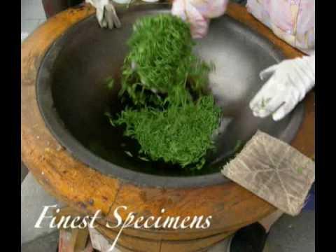 how to make blooming tea