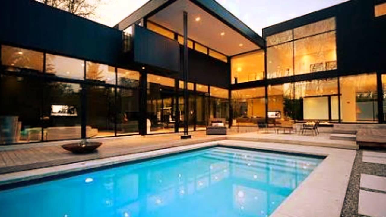 Las casas mas bonitas y grandes youtube for Casas modernas y grandes