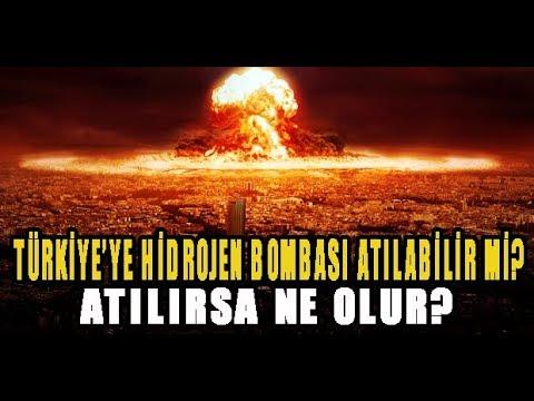 TÜRKİYE'YE HİDROJEN BOMBASI ATABİLİR Mİ? ATILIRSA NE OLUR? DİĞER ÜLKELERE NELER OLUR? İZLEYİN!