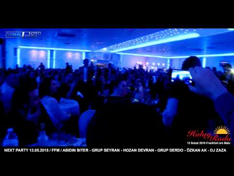 HALAY RODA / Arzu Sahin / 13.02.2015 / Frankfurt Halay Party / Özlem Foto Video®