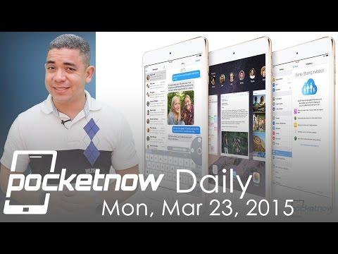 iPad Plus case leak, Apple Watch constraints, Google Glass future & more - Pocketnow Daily - 동영상
